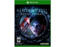 jogo xbox one resident evil revelations - Capcom