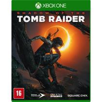Jogo Xbox One Shadow of The Tomb Raider - Square enix