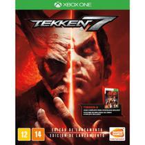 Jogo Xbox One Tekken 7 - Bandai namco