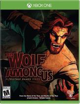 jogo xbox one the wolf among us -