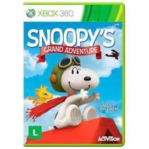 Jogo XBox360 Snoopy's Grand Adventure - Activision