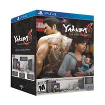 Jogo Yakuza 6: The Song of Life (After Hours Premium Edition) - PS4 - Sega