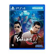 Jogo Yakuza Zero - PS4 - Sega