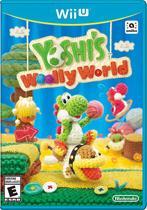 Jogo Yoshi's Woolly World - Wii U - Nintendo