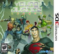 Jogo Young Justice Legacy para Nintendo 3DS -