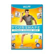 Jogo Your Shape: Fitness Evolved 2013 - Wii U - Ubisoft