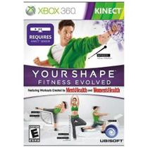 Jogo Your Shape Fitness Evolved - Xbox 360 - Ubisoft