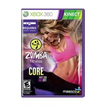 Jogo Zumba Fitness Core - Xbox 360 - Majesco entertainment