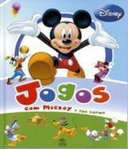 Jogos Com Mickey E Sua Turma - Dcl