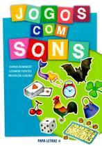 Jogos Com Sons - Papa-Letras