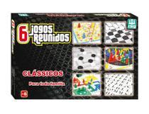 Jogos Reunidos C/6 - Nig Brinqudos -