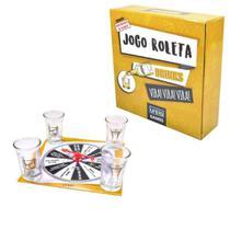 Jogos Tabuleiro Drinks Bebida Esquenta Shot Com Copinhos Brincadeiras Adultos - Unika