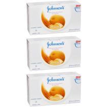 Johnsons Absorvente P/ Seios C/24 (Kit C/03) -
