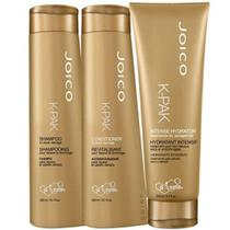 Joico K-Pak Hydrator Kit (Shampoo 300ml + Cond 300ml + Intense Hidrator 250ml) -