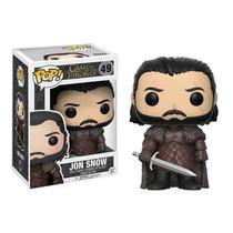 Jon Snow com Longclaw / Garralonga - Funko Pop Game of Thrones -