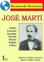 José Martí - Ícone