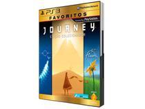 Journey: Edição de Colecionador p/ PS3 - Thatgamecompany