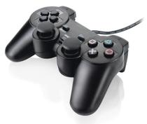 Joystick Controle/ Manete Vibra Dual Shock Ps1, Ps2 - Altomex