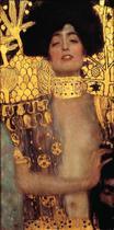 Judith I - Gustav Klimt - Tela 60x120 Para Quadro - Santhatela