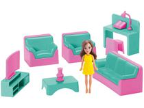 Judy Home com Acessórios  - Samba Toys