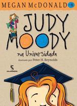Judy Moody na Universidade Volume 8 - Salamandra