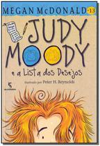 Judy Wood e a Lista dos Desejos - Moderna -