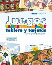 Juegos de tablero y tarjetas + cd-rom - nueva edicion - Edinumen