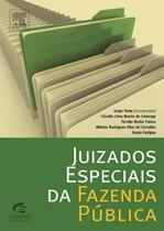 Juizados Especiais da Fazenda Pública - Forense Juridica - Grupo Gen
