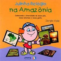 Julinha Relógio em na Amazônia - Komedi