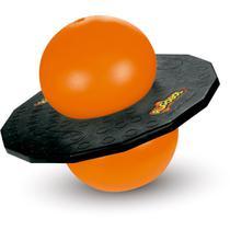 Jump Ball Pogobol Preto/Laranja  Estrela -