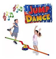 Jump Dance Musical Jogo Barra De Pular Automático Braskit -