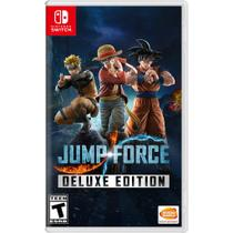 Jump Force Deluxe Edition Nintendo Switch Midia Fisica -