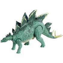 Jurassic World Super Dinossauros Estegossauro - Mattel -