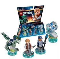 Jurassic World Team Pack - Lego Dimensions - Warner Bros