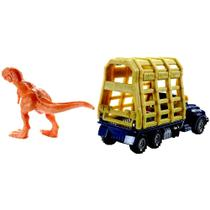 Jurassic World Transporte Trapper Trailer - Mattel