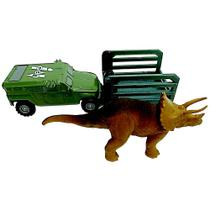 Jurassic World Transporte Tricera-Tracker - Mattel