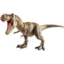 Jurassic World Tyrannosaurus Rex de Batalha - Mattel -