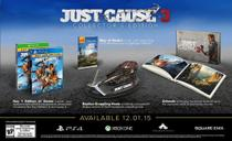 Just Cause 3 Collector's Edition - Xbox One - Square Enix
