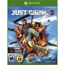Just Cause 3 Collectors Edition - Xbox One - Microsoft