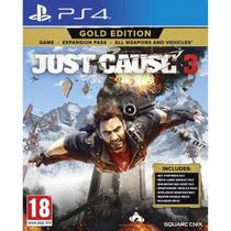 Just Cause 3 - Gold Edition - Ps4 - Sony