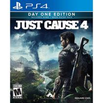 Just Cause 4 Day One Edition - Ps4 - Sony