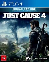 Just Cause 4 Ed. Day One - PS4 - Square Enix