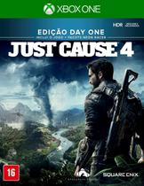 Just Cause 4 Ed. Day One - Xbox One - Square Enix