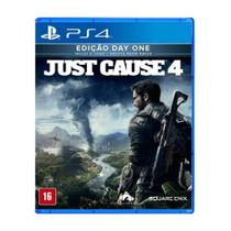 Just Cause 4 Edição Day One - PS4 - Square enix -