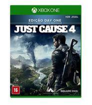 Just Cause 4 (Edição Day One) - Xbox One Mídia Física - Avalanche Studios