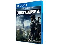 Just Cause 4 Edição de Day One para PS4 - Square Enix
