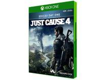 Just Cause 4 Edição de Day One para Xbox One - Square Enix