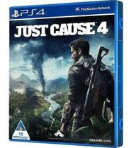JUST CAUSE 4: Novo - Avalanche Studios