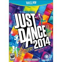 Just Dance 2014 Para Nintendo Wii U Em Inglês Ubisoft -