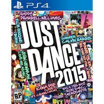 Just Dance 2015 Em Português Para Ps4 Ubisoft -